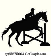 Horse Jumping Clip Art Royalty Free Gograph