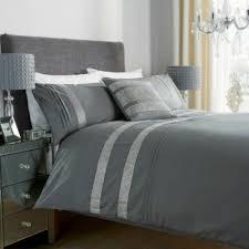 black white grey glitz duvet cover