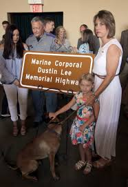 Remembering Cpl. Dustin Lee: Stretch of highway in Clarke County named for  fallen hero   Local News   meridianstar.com