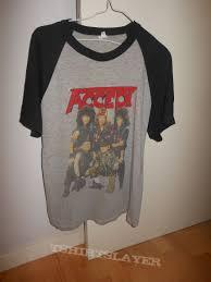 russian roulette 1986 tour shirt