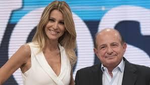 Giancarlo Magalli rinviato a giudizio. La reazione di Adriana Volpe