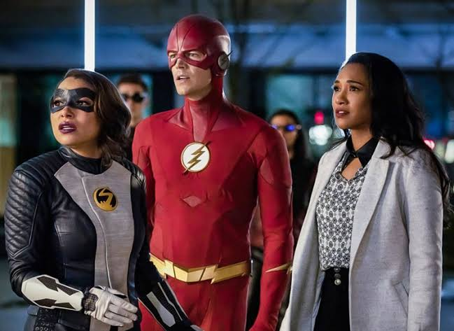 Concerns About Gustin's Barry Allen's Future