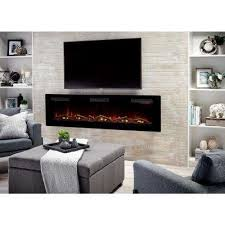 recessed mount modern electric