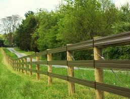 Fence Supply Online Split Rail Fencing To Beautify And Lighten Up Your Garden