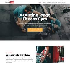 best free sports fitness wordpress themes