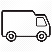 Autotruck, camion, delivery, delivery van, lorry, truck, van icon
