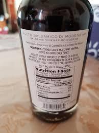 balsamic vinegar dean deluca