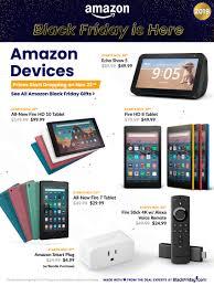 Amazon Black Friday 2020 - Ad & Deals