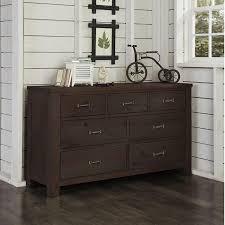 Ne Kids Kids Dressers Highlands 7 Drawer Kids Dresser Espresso 7 Drawers From A K Nahas Appliance Furniture Mattress Tv