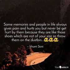 some memories and people quotes writings by bhumi soni