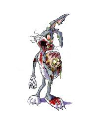 What's up Doc? Zombie Bugs Bunny, Alan Byrom
