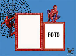 Te Invito A Festejar Mi Cumpleanos Cumpleanos Spiderman