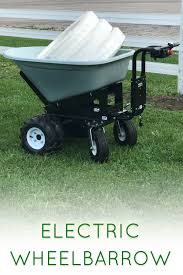 Ramm Electric Wheelbarrow For Agricultural Use Electric Wheelbarrow Wheelbarrow Powered Wheelbarrow