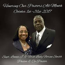 We love our Pastor and Co-Pastor Supt.... - Leesburg Church of God ...
