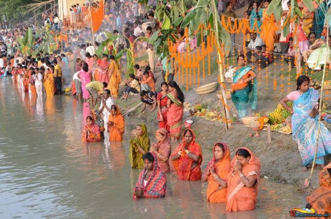 Image result for chhath puja 2019""