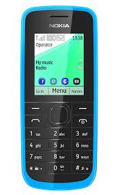 Nokia 109 (Cyan): Amazon.in: Electronics