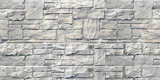 stacked stone faux siding canyon