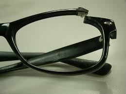and i finally replaced my eyeglasses