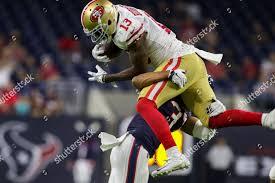 San Francisco 49ers wide receiver Aaron Burbridge Editorial Stock ...