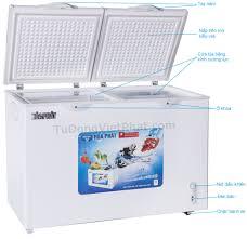 Tủ đông Hòa Phát HCF-505S2PĐ2 205L 2 ngăn dàn đồng - Gá rẻ nhất