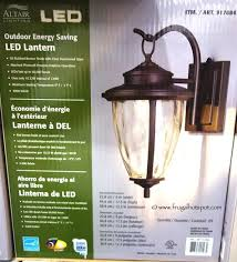 costco altair lighting outdoor