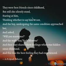 they were best friends si quotes writings by ayush noharia