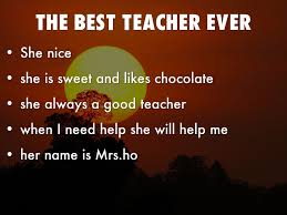 quotes about best teacher ever quotes