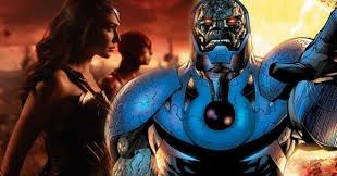 Ray Porter Won't Perform Darkseid ...