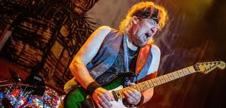 IRON MAIDEN Guitarist ADRIAN SMITH Recalls His Return to IRON ...