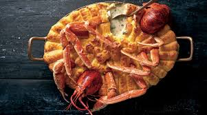 QC Spring Seafood Pie