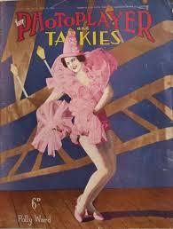 Polly Ward, The Photoplayer Magazine 21 June 1930 Cover Photo - Australia
