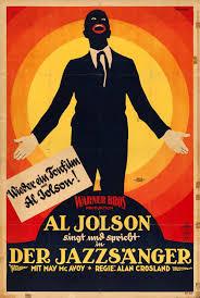 1927 - THE JAZZ SINGER - Alan Crosland - (Germany, 1929) | Movie ...