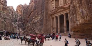Petra Tour from Eilat – 1 day | Tourist Israel