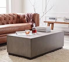 byron 50 rectangular coffee table