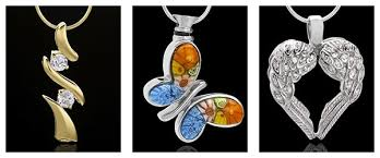 cremation jewelry and jewelry for ashes