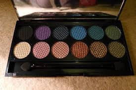 sleek makeup original palette review