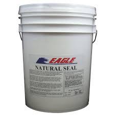 eagle 5 gal natural seal penetrating