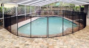 Baby Barrier Pool Safety Fence Baby Barrier Pool Fence