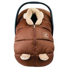 baby winter car seat cover