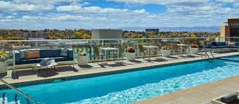 hotel rooftop pools
