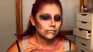 simple zombie makeup tutorials