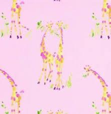 laura ashley giraffes pink children s