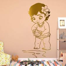 Baby Moana Wall Sticker Kuarki Lifestyle Solutions