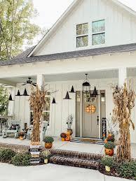 70 Halloween Front Porch Decorating Ideas Hgtv