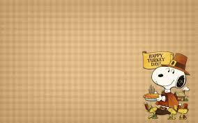 45 free snoopy thanksgiving wallpaper