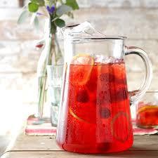 iced raspberry tea recipe taste of home