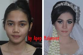 makeup wedding kebaya modern 2016 beauty