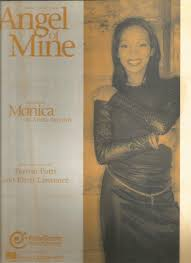 Sheet Music 1998 Monica Angel Of Mine ...