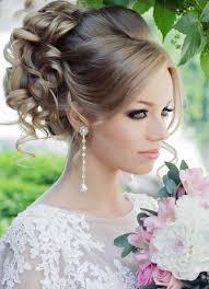 تسريحات شعر مرفوعة لعروس 2019 الراقية