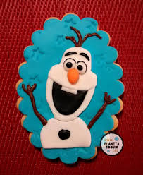 Olaf Planeta Cookie